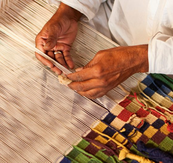 Weaving the Tapestry